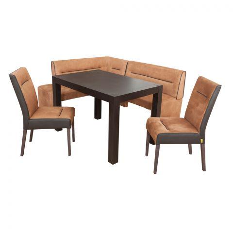 Set masa Ada cu coltar stg + 2 scaune Colibri