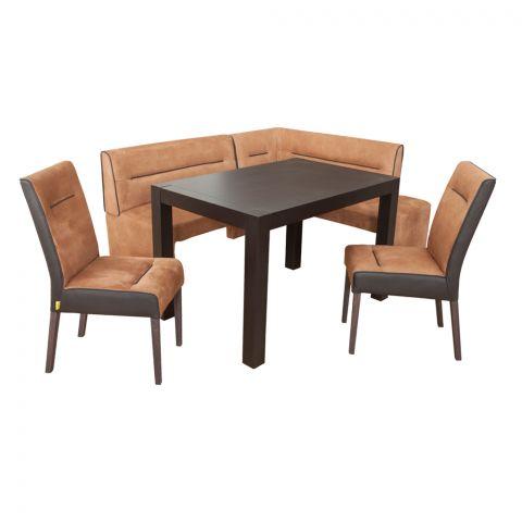 Set masa Ada cu coltar dr + 2 scaune Colibri