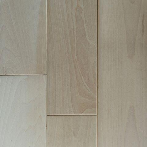 Pardoseala masiv din fag natur, 160 x 600-2400 x 20 mm