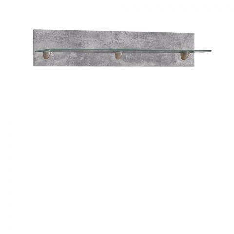Polita Levante, 1400 x 250 x 221 mm.